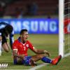 تشيلي تهزم مصر بثلاثية في مباراة ودية- فيديو