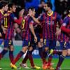 الخطأ ممنوع على برشلونة أمام ملقة بالدوري الاسباني