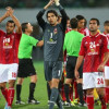 الأهلي المصري ينتزع بطاقة التأهل أمام الدفاع الجديدي