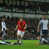 مانشستر يونايتد يفلت بصعوبة من كمين وست بروميتش