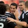 ريال مدريد يفوز على غرناطة برباعية