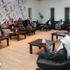 إجتماع إداري شرفي لمناقشة مستقبل الفتح