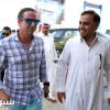 بالصور: ريجيكامف يتجول في مقر الهلال ويلتقي رئيس النادي