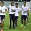 بالصور | الشباب يستعد لمواجهة الخليج بمشاركة الشهيل وغياب سياف ومعاذ