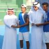 الحقباني و فهمي يهديان الوطن ذهبية بطولة الكويت الدولية للتنس