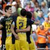 برشلونة يفلت من كمين فياريال .. واتلتيكو يتخطى رقمه السابق
