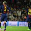 بيكيه يغيب عن قائمة برشلونة لمباراة سيلتا فيجو للراحة