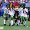 لاعبو المنتخب يستعدون للقاء البرازيل في وقت اللياقة