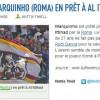 انتقال ماريكنهو للاتحاد يحدث ضجة في الصحف الايطالية