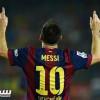 ميسي يعادل الرقم القياسي لهداف الدوري الاسباني برصيد 251 هدفا