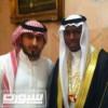 لاعب النصر هوساوي يحتفل بزواجه في جدة