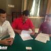 بالفيديو: الفيصلي يكمل عقد محترفيه الاجانب بالبرازيلي اوليفيرا