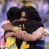 """القائد """"أبو عمر"""" المرشح الأول للفوز بجائزة افضل لاعب"""