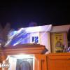 منزل ابراهيم غالب يتوشح بعلم النصر