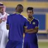 رئيس النصر يجدد ثقته بالجهاز الفني واللاعبين وأعضاء الشرف يدعمون الفئات السنية