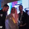 بالصور: هجر يحتفل بنجومه الصاعدين لدوري جميل ويكرم الداعمين