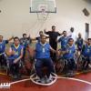 سلة نادي الأحساء تشارك في بطولة الغد للكراسي المتحركه بالأردن