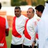 رؤساء نادي الوحدة السابقين يدعمون الفريق قبل مواجهة حطين