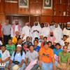 94 مسلم جديد يعلنون إسلامهم في نادي الوحدة