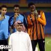 شباب الشباب لألعاب القوى ينتزع درع الإتحاد السعودي