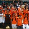 ناشئو تايكوندو الشباب أبطالاً لمنطقة الرياض والقصيم
