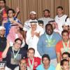 الزياني والصالح يتوجون أبطال الأولمبياد الخاص