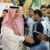 جامعتا الملك سعود والمؤسس أبطالاً لهدف الاحتياجات والسلة