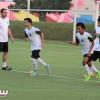 منتخبنا للناشئين يواجه قطر في نصف نهائي البطولةالعربية