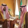 أمير حائل يدعم نادي الجبلين ويستقبل رئيسه