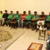 البنعلي يطالب لاعبي الاتفاق بنسيان الماضي والتفكير في النصر