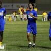 مدرب النصر يجتمع باللاعبين ويأمر باغلاق التدريبات استعداداً للشباب – صور