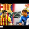 برشلونة يهزم ريال مدريد في كلاسيكو مثير