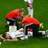 الألماني شكودران يودِّع المونديال بسبب الإصابة