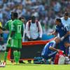 الارجنتيني أجويرو يودع المونديال للإصابة