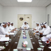 إدارة الفتح تعقد إجتماعها الشهري وتشيد بالفئات السنية