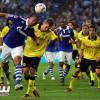 صدام قوي بين شالكة وبوروسيا دورتموند بالدوري الألماني بالرغم من فارق 8 نقاط