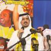 جمهور النصر في حفر الباطن يحتفل بثنائية العالمي