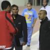 وفد الاتحاد الأسيوي يتفقد ملعب الأمير عبد الله بن جلوي بالاحساء