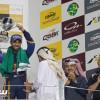 فريق صقور السعودية يستعد بقوة مع عودة البطولة إلى حلبة لوسيل الدولية للبدأ بالجولة الرابعة