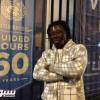ساحر أفريقي : سحرت رونالدو لكي لايواجه غانا في المونديال