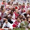 أياكس يحرز لقب الدوري الهولندي للمرة الرابعة على التوالي