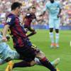 برشلونة يحتل قمة الدوري الاسباني بسداسية في شباك غرناطة