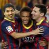 برشلونة يكتفي بثنائية في مرمى السيتي ويؤجل الحسم للكامب نو