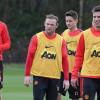 دي خيا ينتظم في تدريبات مانشستر يونايتد