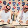 """الهلال يوقع عقد رعاية رسمية مع """" دومينوز بيتزا """""""