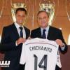 تشيشاريتو: اللعب لريال مدريد كان حلم وأصبح حقيقة