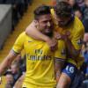 أرسنال يثأر من خسارة دوري الأبطال بفوز ثنائي على كريستال بالاس بالدوري