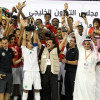 الامير نواف يكرم منتخب الشباب بعد تحقيق لقب الخليج ويشيد بانضباطية اللاعبين