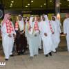 الأمير فيصل بن مساعد يزور الوحدة ويتسلم العضوية الفخرية