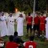 رئيس نادي الوحدة يجتمع بجميع فئات كرة القدم